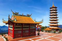 Chin Swee temple highlands Stock Image