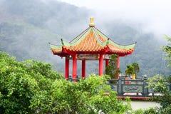 Chin Swee Temple Wishing Board royalty-vrije stock fotografie