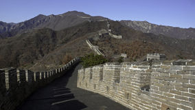 China�s wall Royalty Free Stock Photography