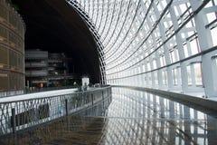 China Ásia, Pequim, o teatro grande nacional, interno fotos de stock