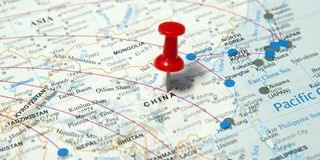 China Royalty-vrije Stock Afbeelding