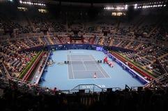 China abre el torneo 2009 del tenis Fotografía de archivo