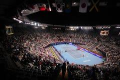 China abre el torneo 2009 del tenis Imágenes de archivo libres de regalías