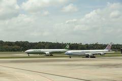 China Airlines - Taïwan Photographie stock