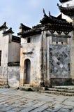 China-altes Haus Stockfoto