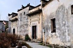 China-altes Haus Stockfotos