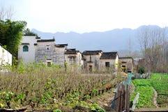 China-altes Haus Lizenzfreie Stockfotos