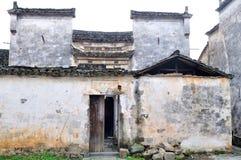 China-altes Haus Lizenzfreie Stockbilder