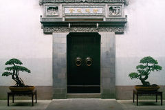 China ancient building stock photography