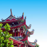 China ancient building local Royalty Free Stock Image