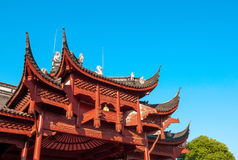 China ancient building local Royalty Free Stock Photos