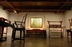 China Ancient  furniture Royalty Free Stock Photos