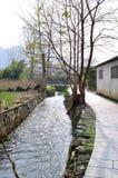 China ancient village Royalty Free Stock Images