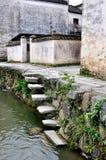 China ancient village Royalty Free Stock Photo