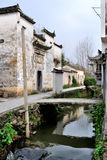 China ancient village Stock Images