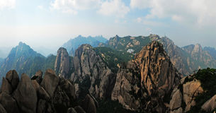 China Anhui Huangshan Royalty Free Stock Images
