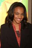 China Anne McClain an der Disney ABC-Fernsehen-Gruppe mag Quark 2011 betätigen Stockfotos