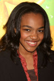 China Anne McClain at the Disney ABC Television Group May Press Junket 2011 Royalty Free Stock Photography