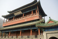China architecture Royalty Free Stock Photos