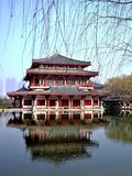 China architecture stock photography