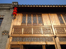 China architecture detail Royalty Free Stock Photo