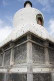 China Asia, Beijing, Beihai Park, the White Pagoda Stock Images