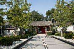 China and Asia, Beijing, China's oldest Catholic Church, southern Beijing Stock Photo