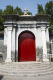 China and Asia, Beijing, China's oldest Catholic Church, southern Beijing Stock Photography
