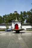 China and Asia, Beijing, China's oldest Catholic Church, southern Beijing Royalty Free Stock Image
