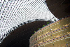 China Asia, Beijing, the National Grand Theater, indoor Royalty Free Stock Photo