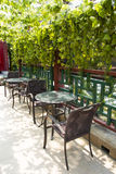 China and Asia, Beijing, the restaurant, coffee house, Royalty Free Stock Photos