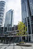 China and Asia, Beijing, Sanlitun SOHO, modern buildings, commercial district Stock Photo