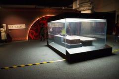 China Asia, Pekín, el museo capital, el chino antiguo, Chu Culture Exhibition Fotografía de archivo