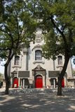 China and Asia, southern Beijing, the Catholic church, Royalty Free Stock Photo