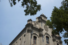 China and Asia, southern Beijing, the Catholic church, Stock Photography