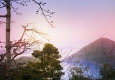 China. Asiatische Landschaft Stockfotos