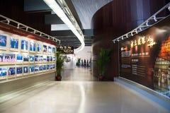 China Asien, Peking, das nationale großartige Theater, Ausstellungshalle, Ausstellung Stockbild