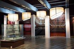 China Asien, Peking, das nationale großartige Theater, Ausstellungshalle, Ausstellung Lizenzfreie Stockbilder