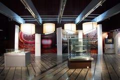 China Asien, Peking, das nationale großartige Theater, Ausstellungshalle, Ausstellung Lizenzfreie Stockfotografie
