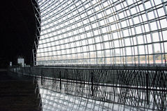 China Asien, Peking, das nationale großartige Theater, Innen Lizenzfreies Stockbild