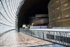 China Asien, Peking, das nationale großartige Theater, Innen Stockbild