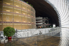 China Asien, Peking, das nationale großartige Theater, Innen Stockfoto