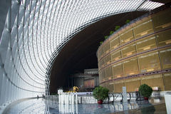 China Asien, Peking, das nationale großartige Theater, Innen Stockfotografie