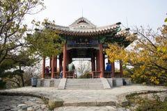 China, Azië, Peking, het Geurige Heuvelpark Stock Afbeelding