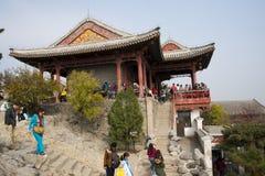 China, Azië, Peking, het Geurige Heuvelpark Royalty-vrije Stock Fotografie