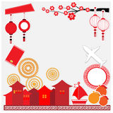 China background travel culture Royalty Free Stock Images