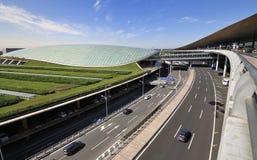 China Beijing Capital  Airport Royalty Free Stock Image
