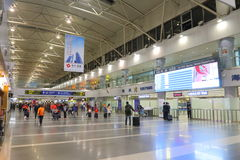 China : Beijing Capital International Airport Stock Photography
