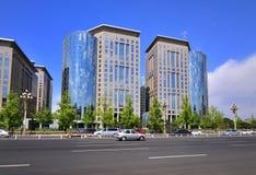 China Beijing Chang An Avenue Stock Photos
