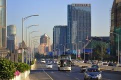 China Beijing Finance Street, Skyline Stock Photos